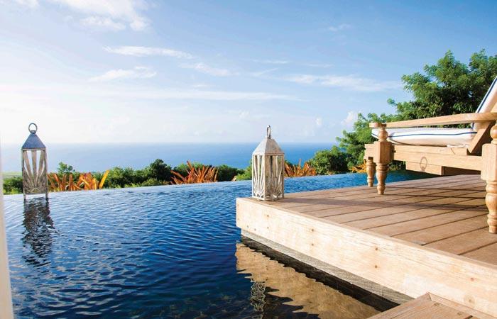 Kittitian Hills Resort pool
