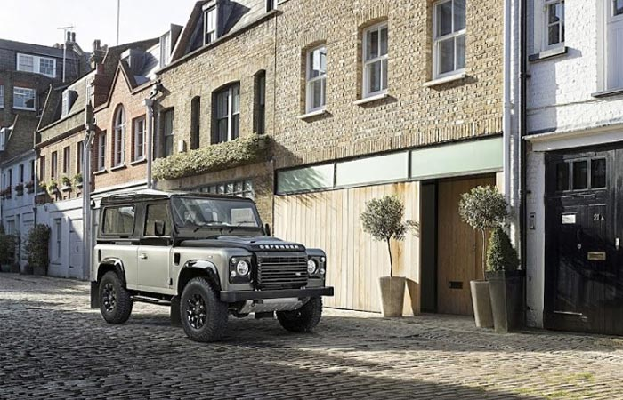 The Autobiography Land Rover Defender