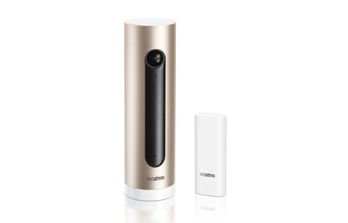 Netatmo Welcome and tag