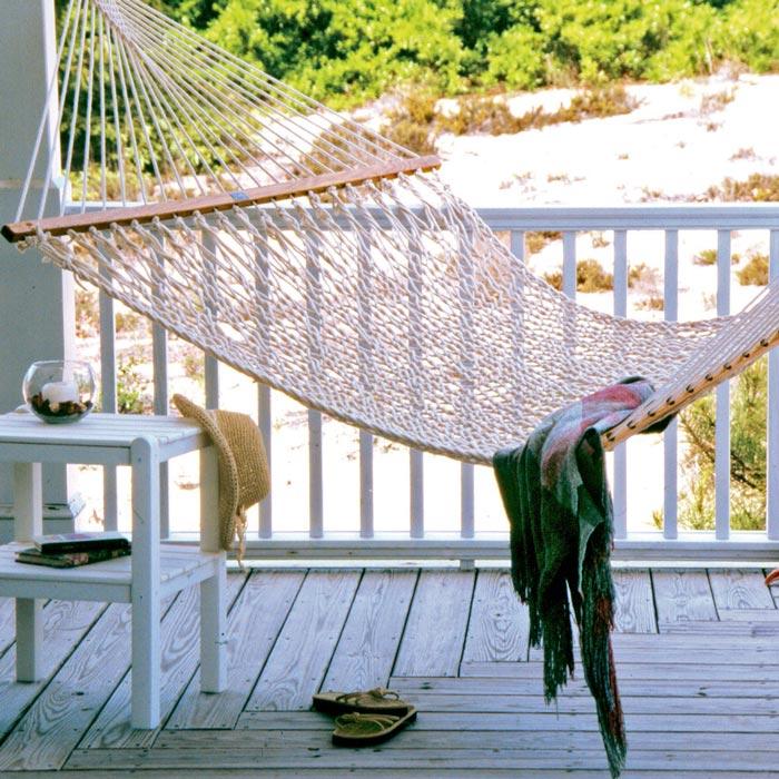 Pawleys Island presidential size hammock