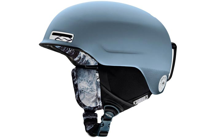 Smith Optics Maze Helmet in blue