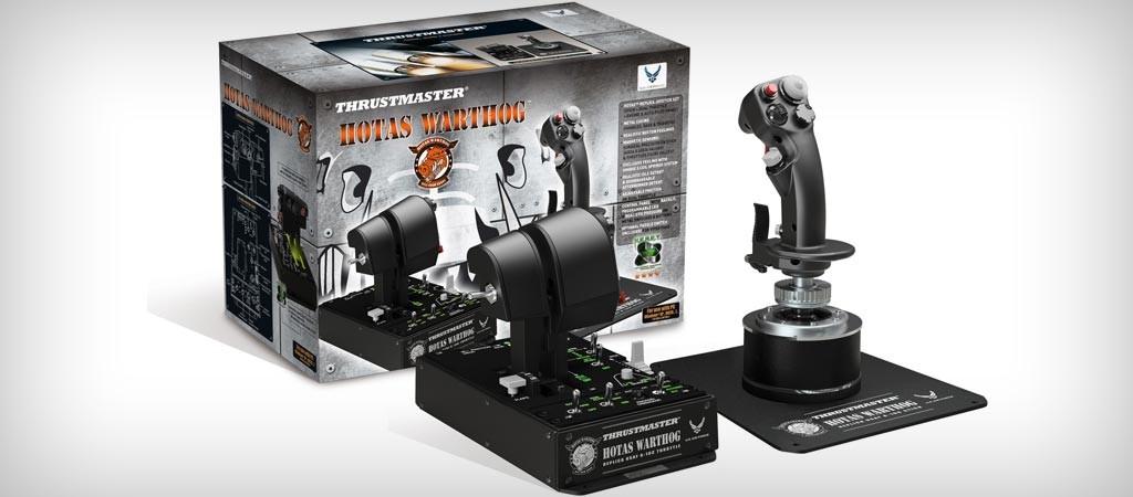 Thrustmaster Hotas Warthog joystick