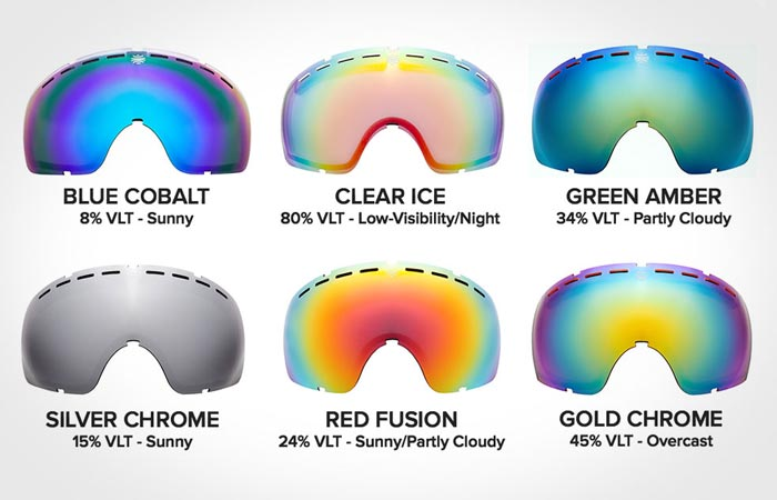 Bosky Mk Ii Snow Goggles
