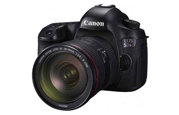 Canon EOS 5DS digital SLR