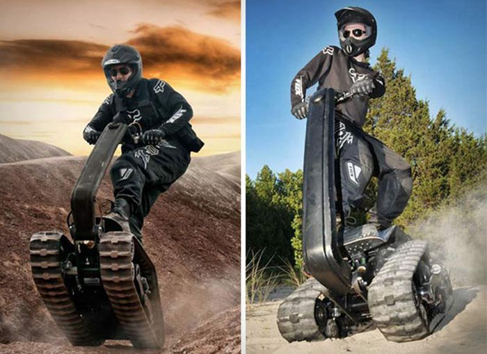 DTV Shredder all-terrain vehicle