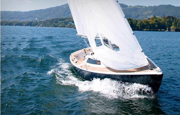 Frauscher Boats sailboat