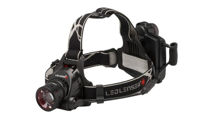 H14R headlamp from LED Lenser