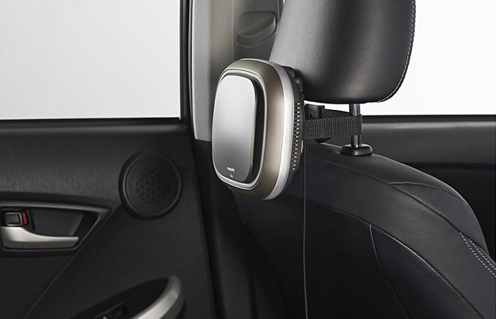 Car air purifier from Philips
