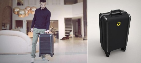 TRUNKSTER ZIPPERLESS SMART LUGGAGE