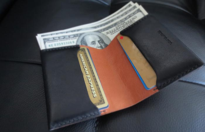 Von Vantage wallet