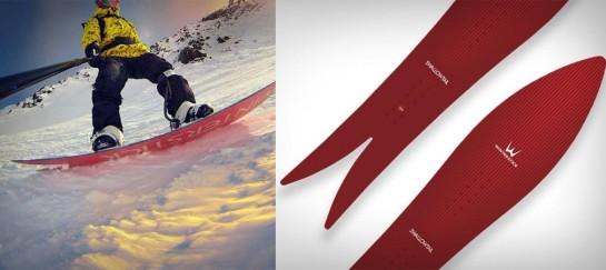 WINTERSTICK SWALLOWTAIL SNOWBOARDS