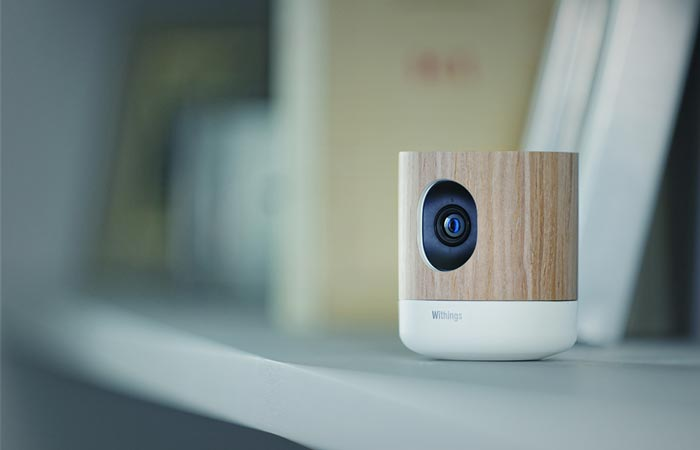 Withings Home video monitoring system
