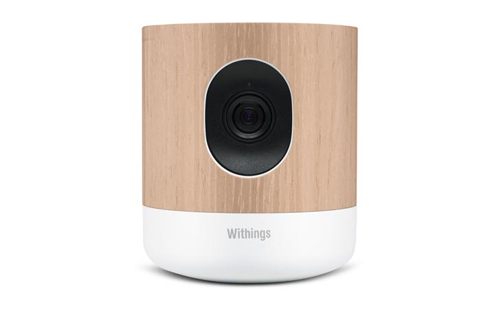 Withings Home environment monitoring system