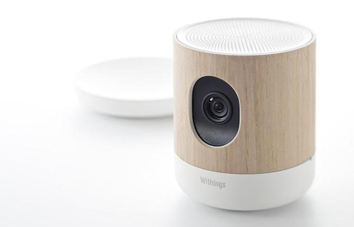 Withings Home security system