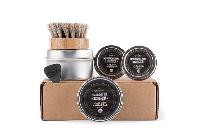 Beard Care Basic Kit