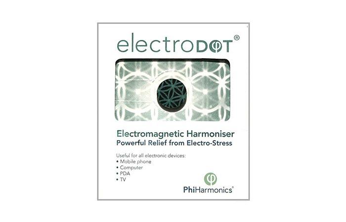 Phi harmonic electroDOT