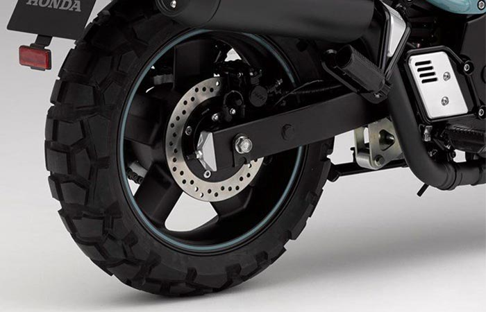 Off-road wheel