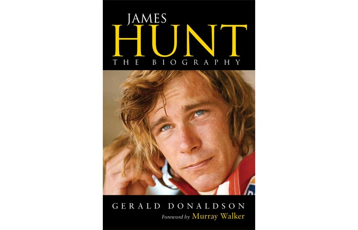 James Hunt cover