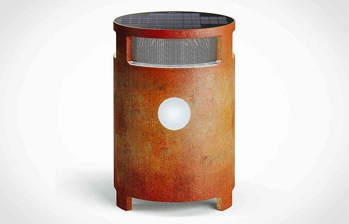 Om Sound System alternative finish