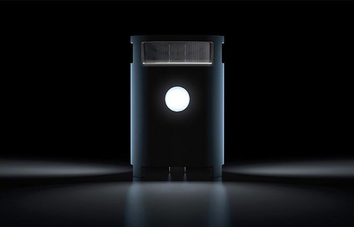 Om Sound System LED light