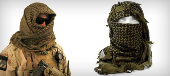 USES OF A SHEMAGH TACTICAL SCARF | SURVIVAL MUST-HAVE