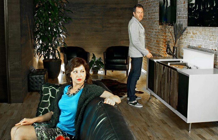 Debra and Scott Salyer
