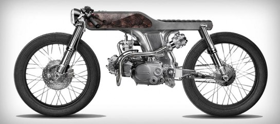 BANDIT 9 BISHOP | LIMITED EDITION MOTORCYCLE