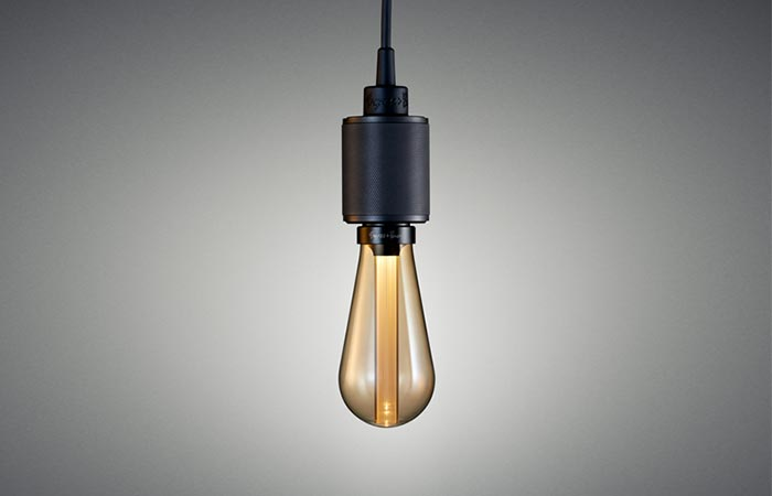 Warm gold Buster Bulb