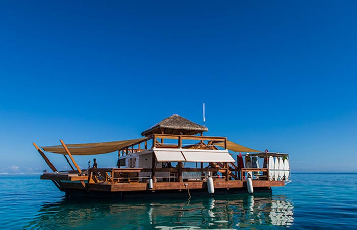 Cloud 9 floating bar fiji jebiga design lifestyle Cloud 9 architecture