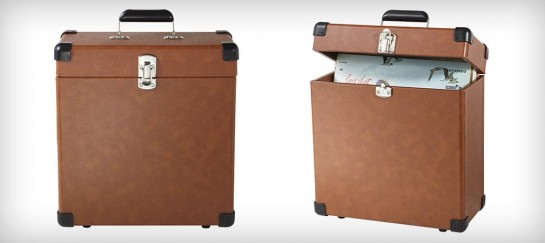 CROSLEY CR401-TA RECORD CASE CARRIER