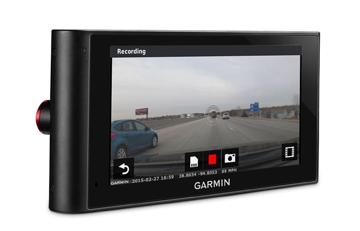 Garmin nüviCam LMTHD HD camera