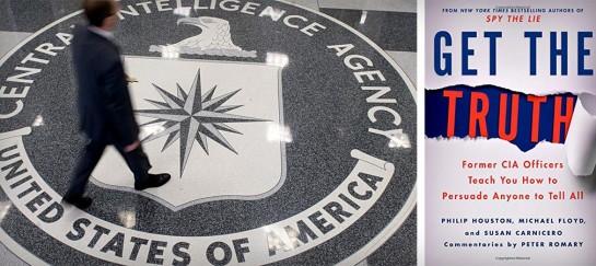 GET THE TRUTH | CIA PERSUASION HANDBOOK