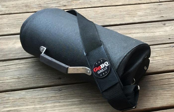 GoBQ shoulder strap