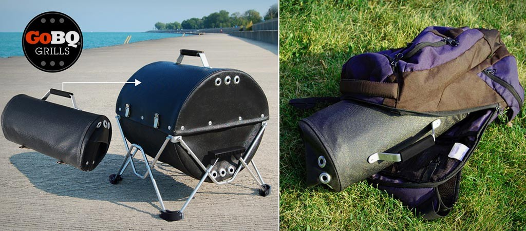 GoBQ Grill Portable BBQ Grill