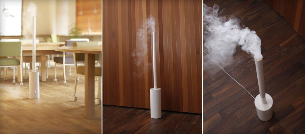 Chimney humidifier from Ippinka