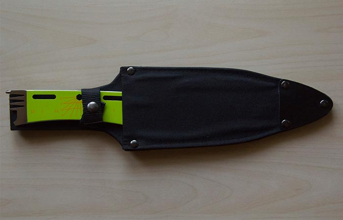 Kniper sheath