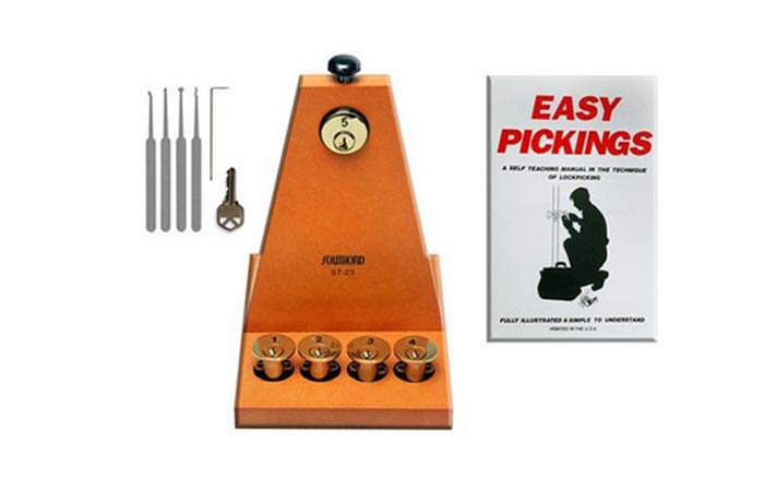 Lockpick School in a Box set