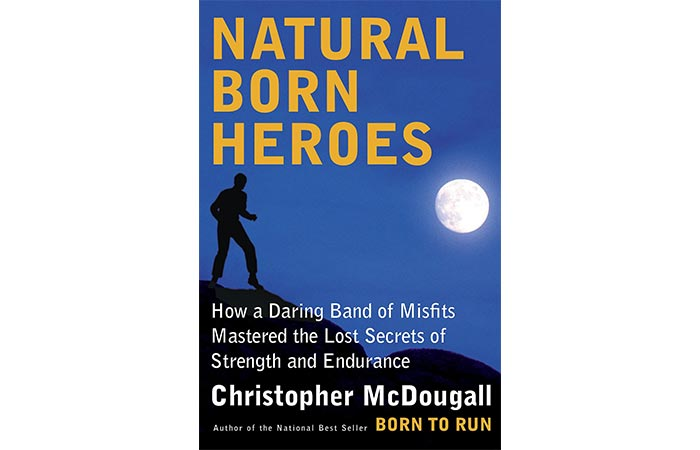 Natural Born Heroes cover