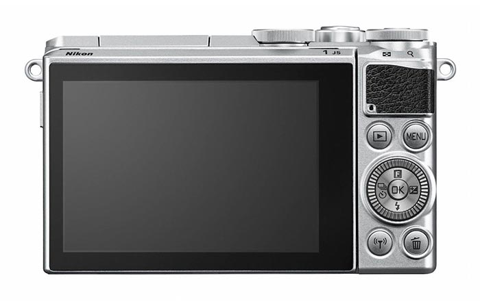 Nikon 1 J5 Camera display