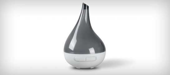 QUOOZ LULL AROMATHERAPY DIFFUSER