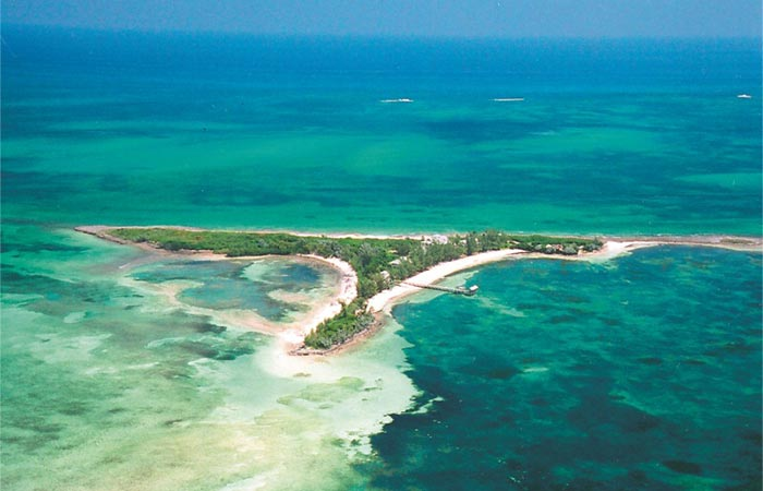 Bonefish Island