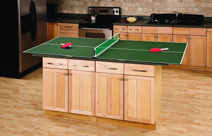 Viper Portable Table Tennis use