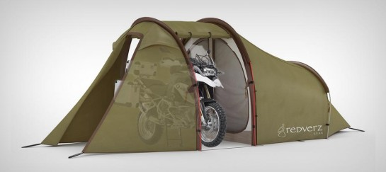 ATACAMA EXPEDITION MOTORCYCLE TENT | BY REDVERZ GEAR