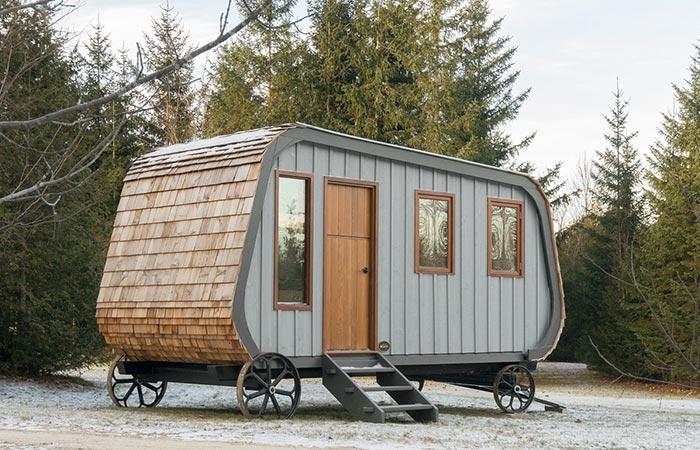 Collingwood Shepherd Hut mobility