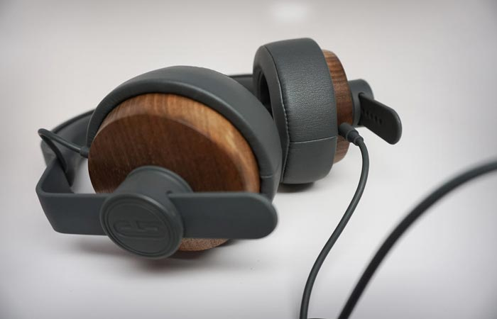 Grain Audio simplistic design