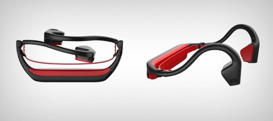 DAMSON HEADBONES | BONE CONDUCTION HEADPHONES