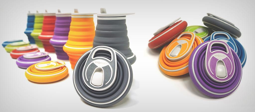 Hydaway | Collapsible Water Bottle