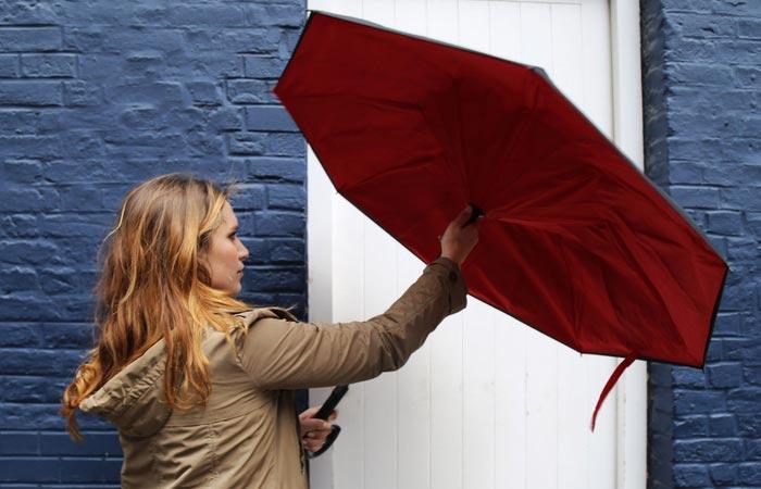 KAZbrella unfolding