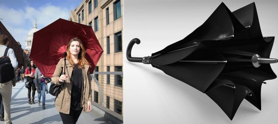KAZBRELLA | INSIDE OUT UMBRELLA