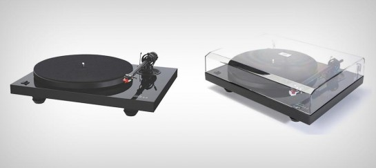 MUSIC HALL MMF 2.2 TURNTABLE